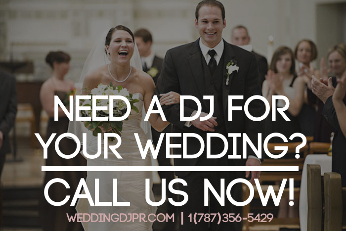 Destination Wedding DJ Puerto Rico