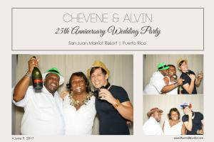 Photo Booth San Juan Marriott 50