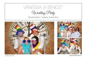 Photo Booth Service for Weddings in Puerto Rico