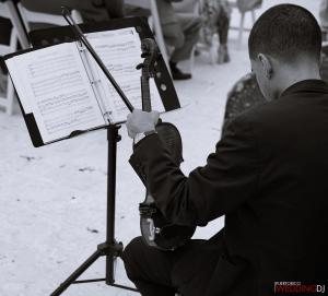 Violinist Service for Weddings in Puerto Rico 1