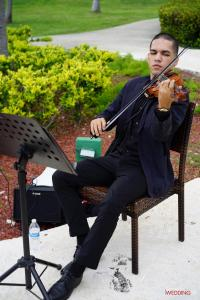 Violinist Service for Weddings in Puerto Rico 2