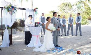 Wedding Melia Coco Beach Puerto Rico 1