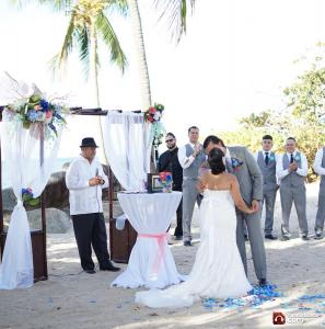 Wedding Melia Coco Beach Puerto Rico 2