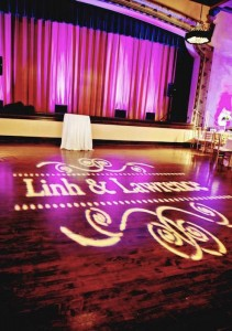 wedding gobo 2