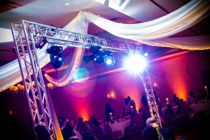 wedding truss
